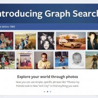 Facebook Social Search Engine